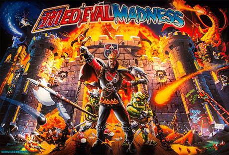 #1: Medieval Madness (Remake - LE)