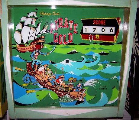 #161: Pirate Gold