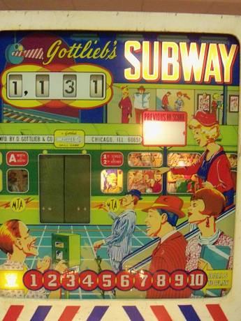 #181: Subway