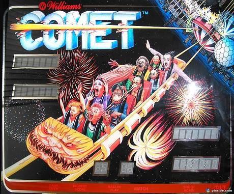 #: Comet
