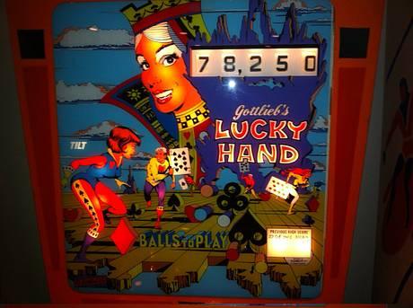 #1: Lucky Hand