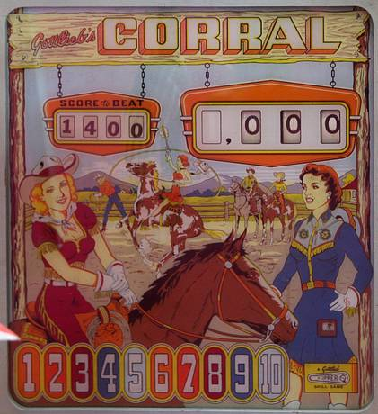 #401: Corral