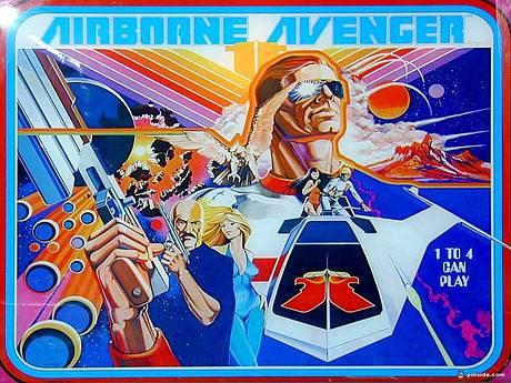 #441: Airborne Avenger