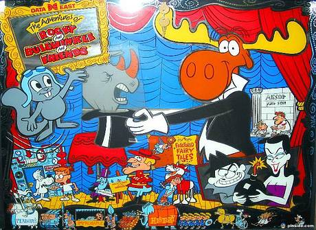 #81: Adventures of Rocky and Bullwinkle and Friends, The