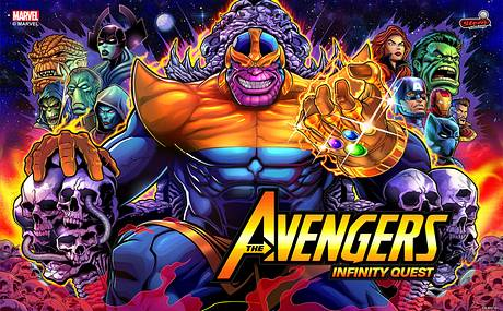 #11: Avengers: Infinity Quest (Limited Edition)