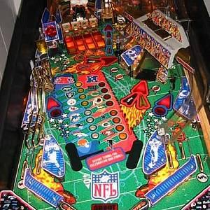 NFL Pinball Machine (Stern, 2001) | Pinside Game Archive