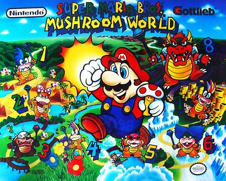 #11: Super Mario Bros. Mushroom World