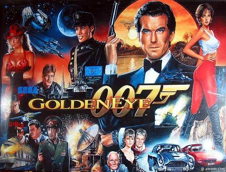 #131: Goldeneye