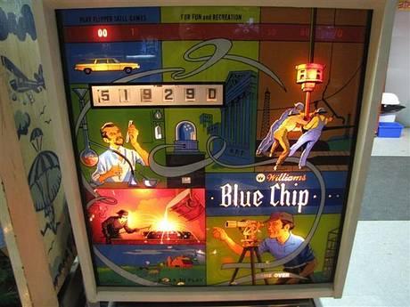 #876: Blue Chip