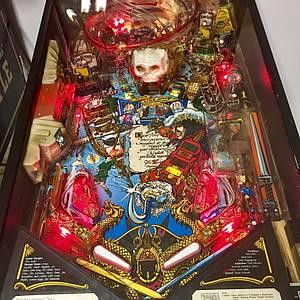 Hook Pinball Machine (Data East, 1992) | Pinside Game Archive