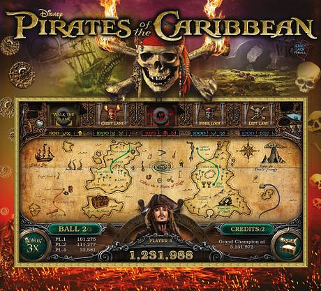 #1: Pirates of the Caribbean (LE)