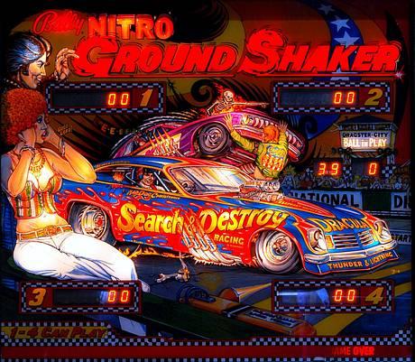 #56: Nitro Ground Shaker