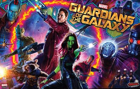 #91: Guardians of the Galaxy (Pro)