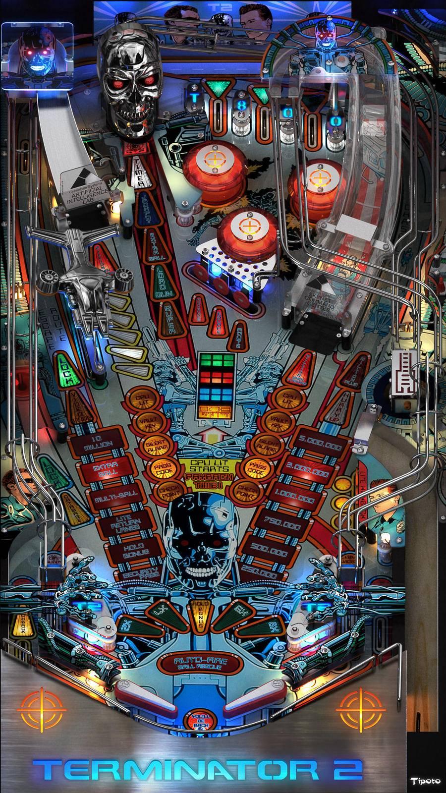Buy Aerosmith Pro Pinball Machine Online at $6499 |Pinball Top View