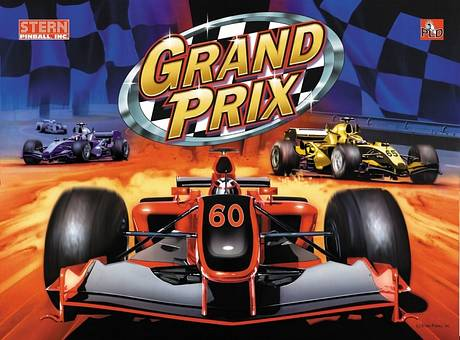 #91: Grand Prix