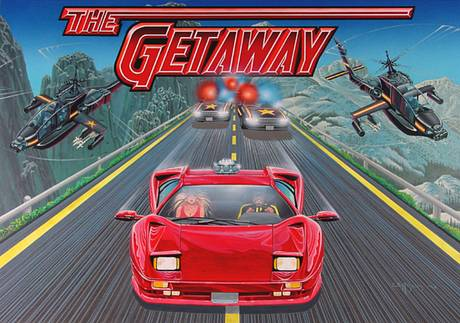 #1: Getaway: High Speed II, The