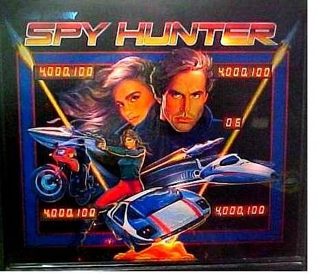 #26: Spy Hunter