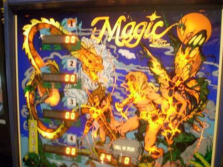 #: Magic
