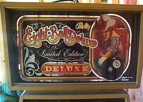 #191: Eight Ball Deluxe Limited Edition