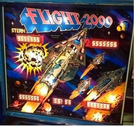 #16: Flight 2000