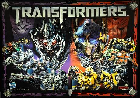 #101: Transformers (Premium/LE)