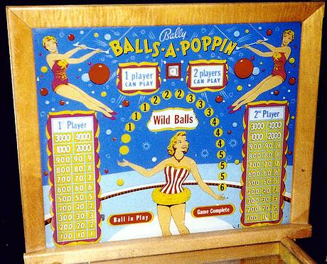 #26: Balls-A-Poppin