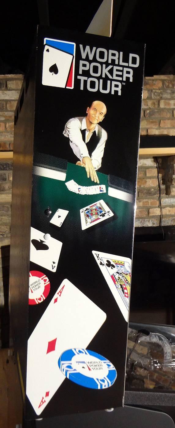 World poker tour pinball manual - Campeonato cbk poker