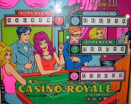 #56: Casino Royale