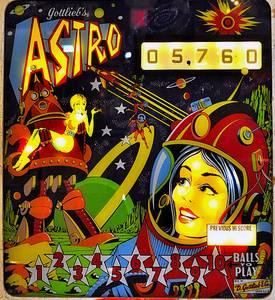 #1: Astro