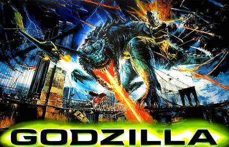 #76: Godzilla