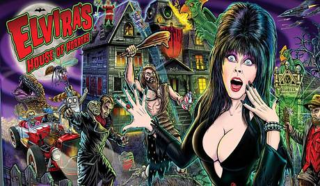 #: Elvira's House of Horrors (Limited Edition)
