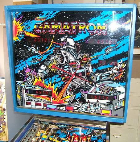 #11: Gamatron