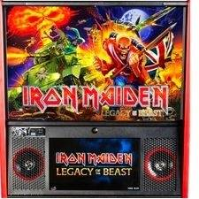 #6: Iron Maiden: Legacy of the Beast (Premium/LE)