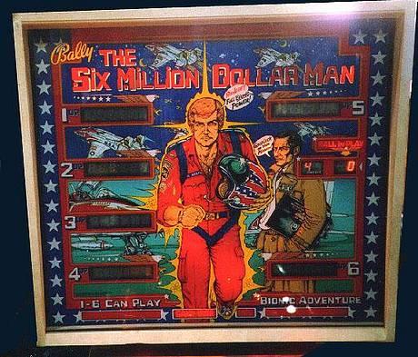 #66: Six Million Dollar Man, The