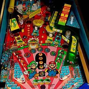 Super Mario Bros  Pinball Machine (Gottlieb, 1992) | Pinside