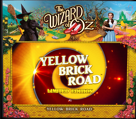 #16: Wizard of Oz (Yellow Brick Road LE)