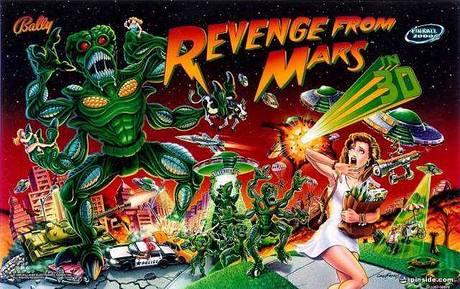 #11: Revenge From Mars