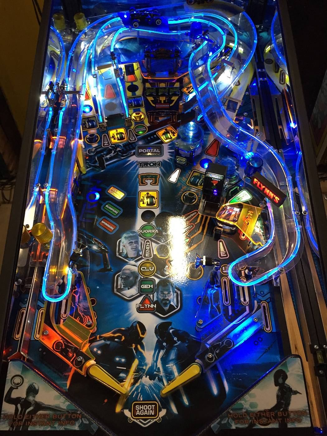For Sale Tron Pro Pinball Machines For Sale Pinside Com