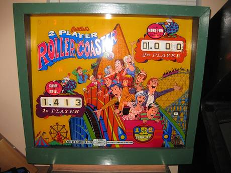 #126: Roller Coaster