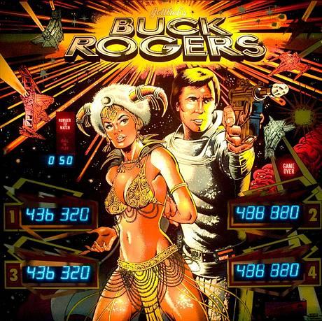 #21: Buck Rogers