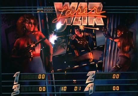 #6: Laser War
