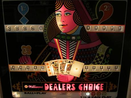 #21: Dealer's Choice