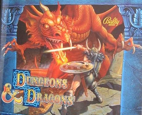 #106: Dungeons & Dragons