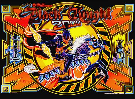 #1: Black Knight 2000