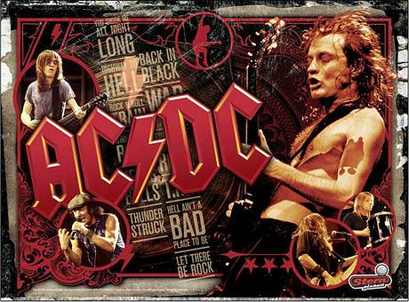 #6: AC/DC (Premium/LE)