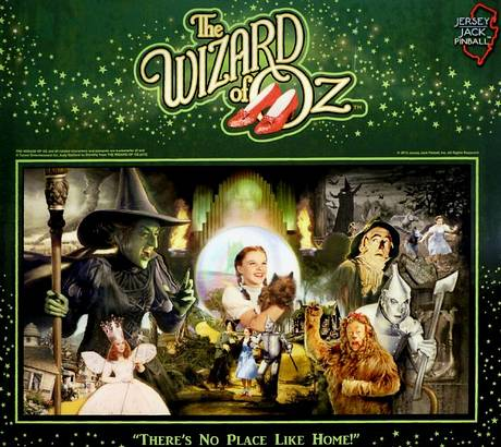 #1: Wizard of Oz
