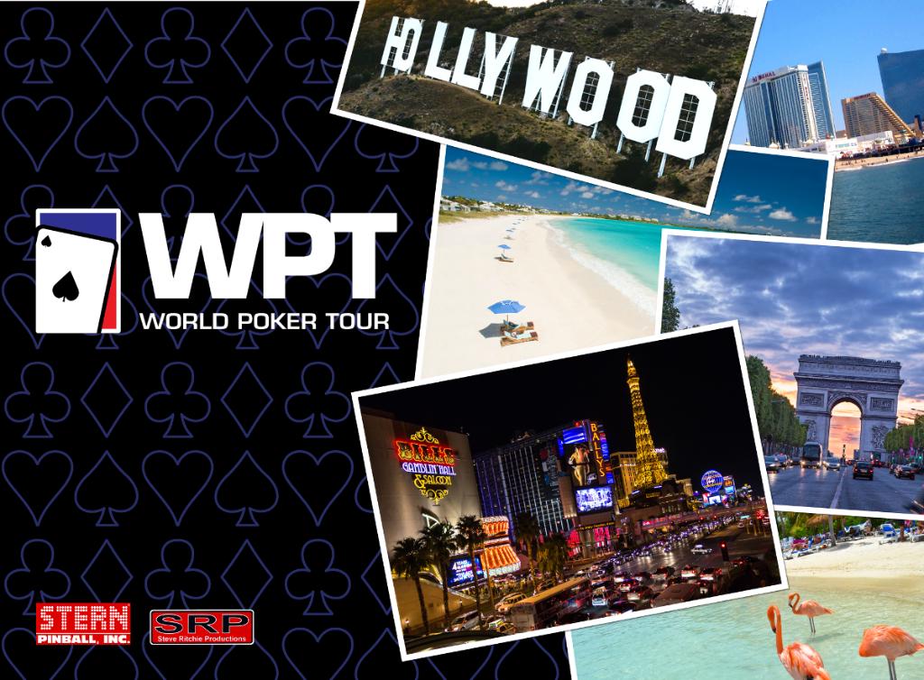 World poker tour pinball pinside