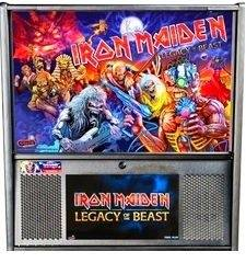 #11: Iron Maiden: Legacy of the Beast (Pro)