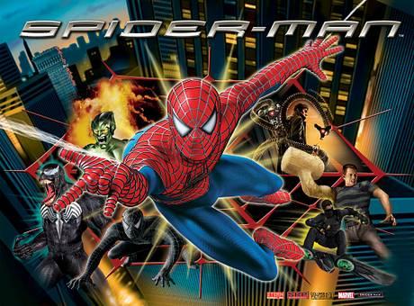 #21: Spider-Man