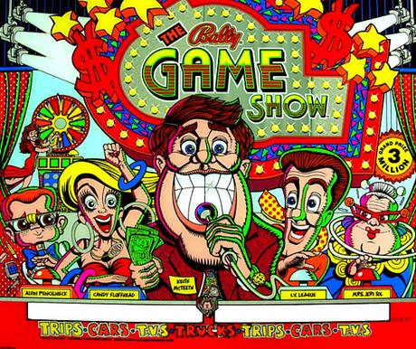 #136: The Bally Game Show